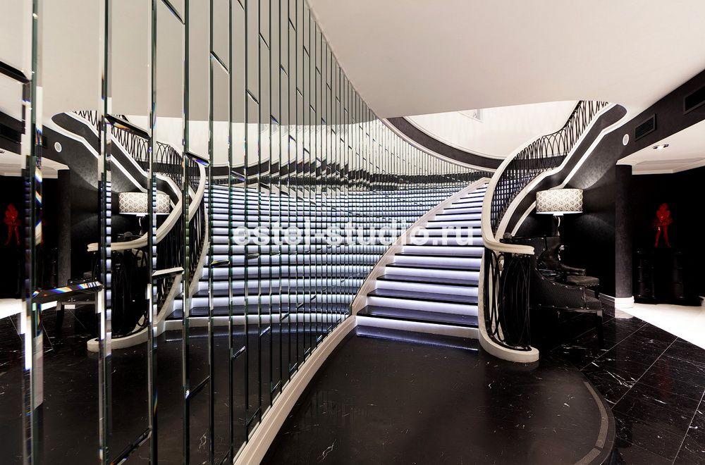 Кованые Лестница в Москве